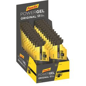 PowerBar PowerGel Original Caja 24 x 41g, Espresso